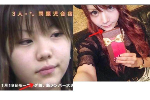 【画像有】田中れいなの目が整形っぽい!?目も鼻も変わっているとネットでは騒然w-6