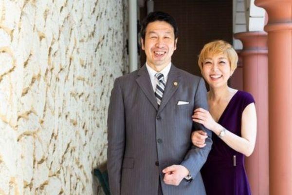 室井佑月と米山隆一の馴れ初めは?3ヶ月のスピード婚で現在は別居!?-3