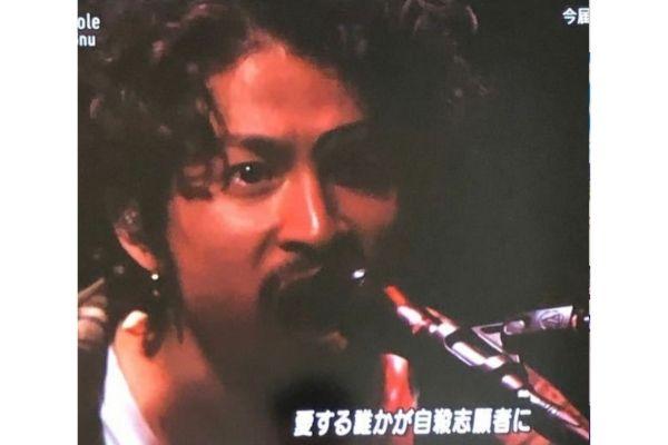King Gnuの常田大希は薬をやっていると噂される理由3つ!音楽番組での奇行がヤバい!?-4