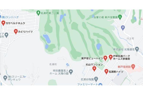 【特定!?】横浜市戸塚区のニシキヘビが脱走したマンションはどこ?こども公園も近くにあってヤバイ!-4