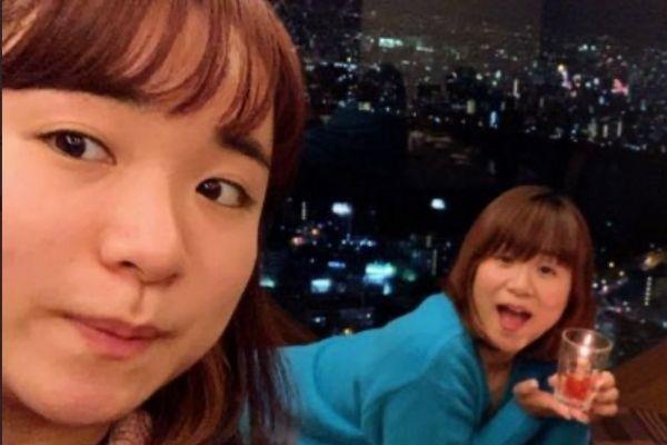伊藤美誠,母親