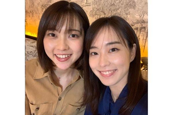 石川佳純,妹,かわいい