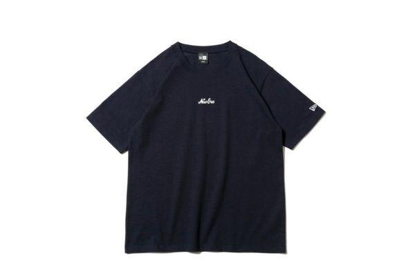 紺色Tシャツ