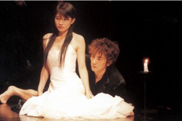 篠原涼子,市村正親,ハムレット