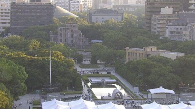 広島平和式典